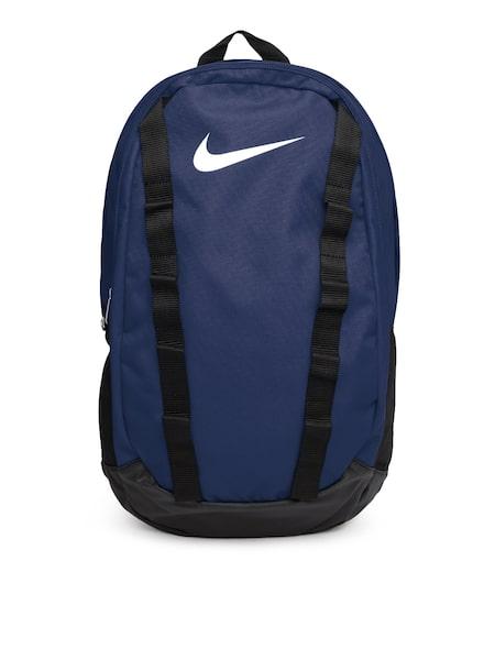 Buy Nike Unisex Navy Brasilia 7 Backpack on Myntra  e79197818c32d