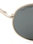 Fastrack Men Pale Gold Sunglasses