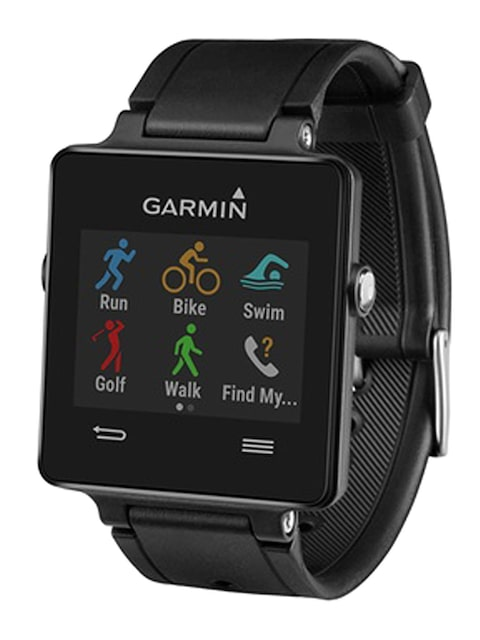 Garmin-Vivoactive-Unisex-Black-Smart-Watch