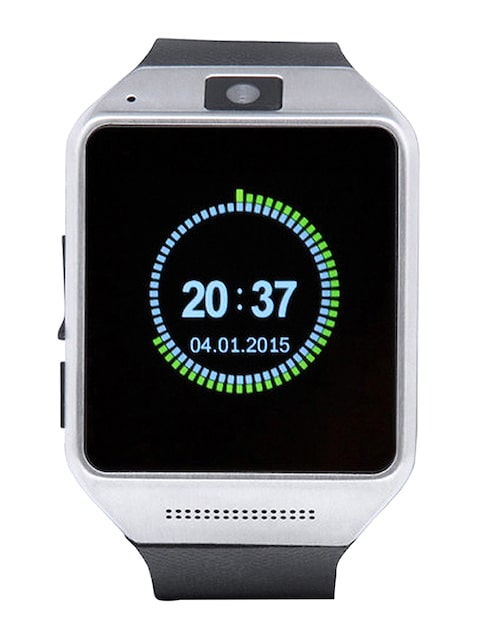 NOISE-Unisex-Black-Bolt-Bluetooth-Smart-Watch