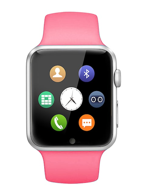 NOISE-Unisex-Pink-Urge-Smart-Watch