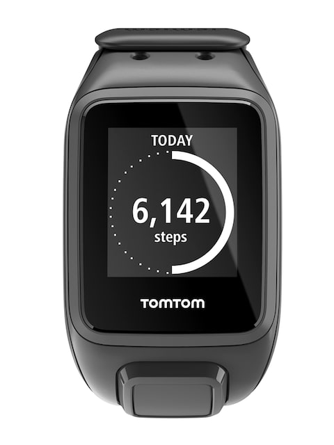 TomTom-Spark-Unisex-Black-Music-GPS-Fitness-Smart-Watch-Small