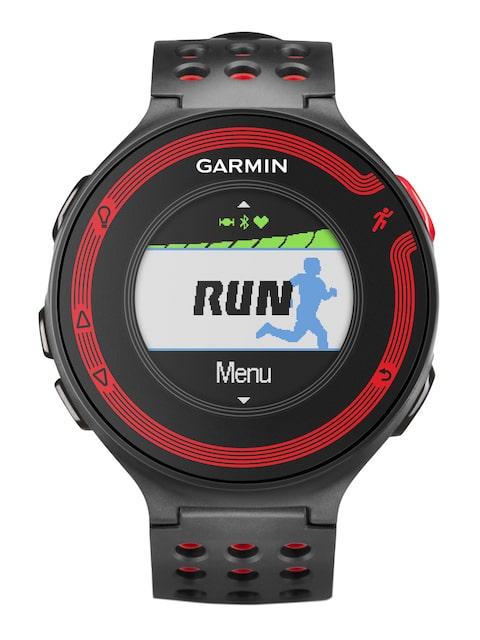 Garmin-Forerunner-220-Unisex-Black-Smart-Watch
