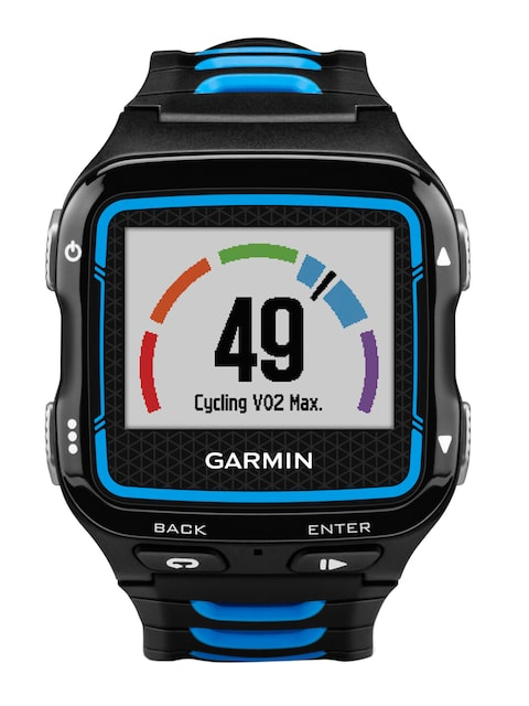 Garmin-Forerunner-920XT-Unisex-Black-&-Blue-Smart-Watch