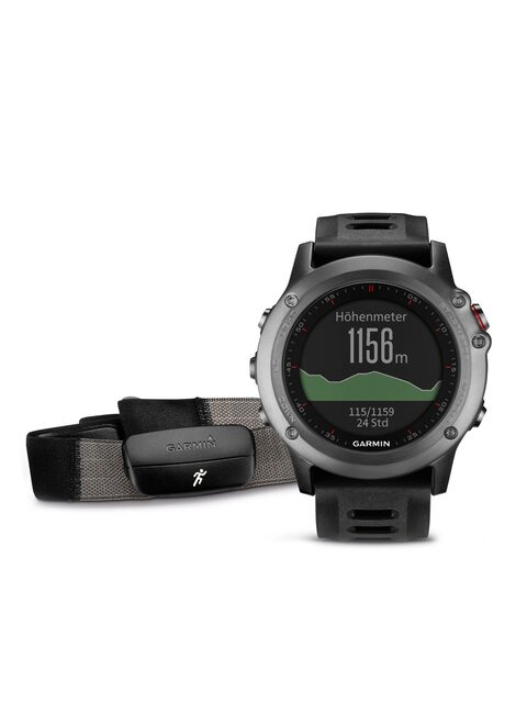 Garmin-Fenix-3-Unisex-Grey-Smart-Watch