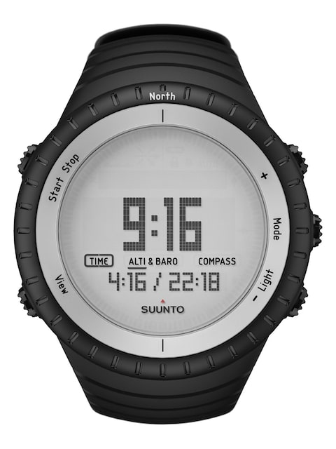 Sunnto-Unisex-Black-Core-Outdoor-Smart-Watch
