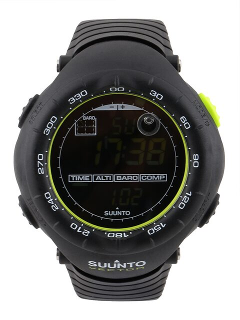 Suunto-Unisex-Black-Outdoor-Smart-Watch