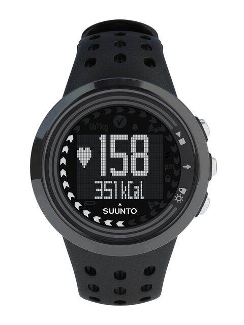 Suunto-Unisex-Black-Fitness-Smart-Watch