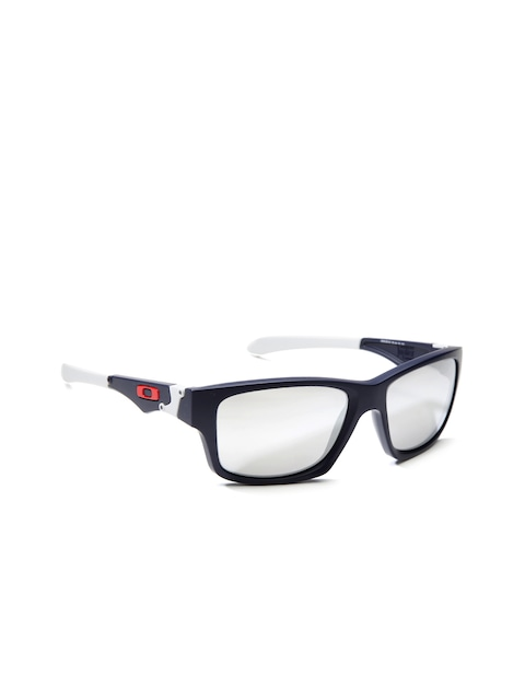 mens glasses oakley xhx4  Buy OAKLEY Jupiter Squared Men Mirrored Rectangular Sunglasses  0OO913591350256 913502