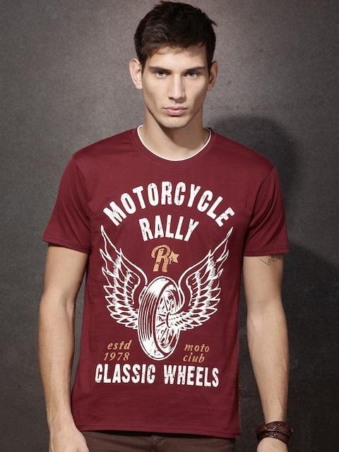 11479894799169-Roadster-Men-Burgundy-Pri