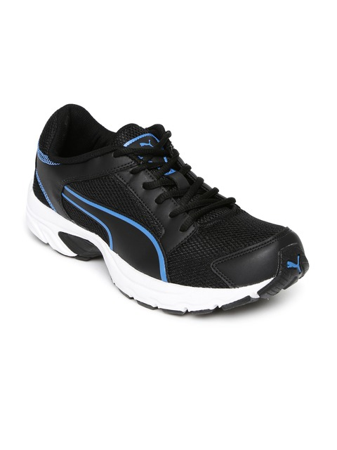 Sports Fest!! Upto 70% Off On Sports Wear from Top Brands By Myntra | PUMA Men Black Splendor DP Running Shoes @ Rs.1,739