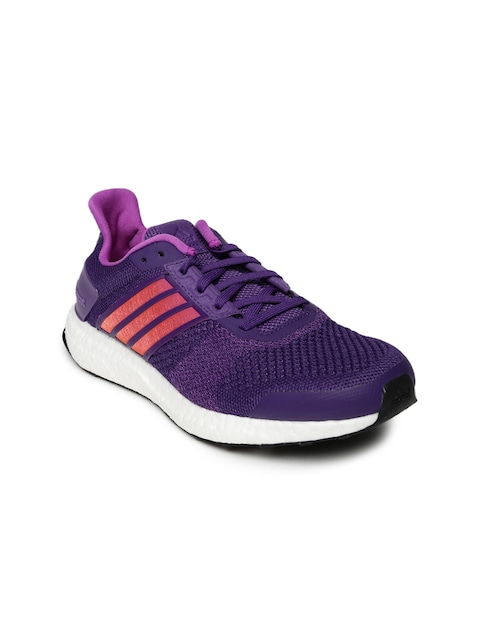 Buy Adidas Women Purple ULTRA BOOST ST