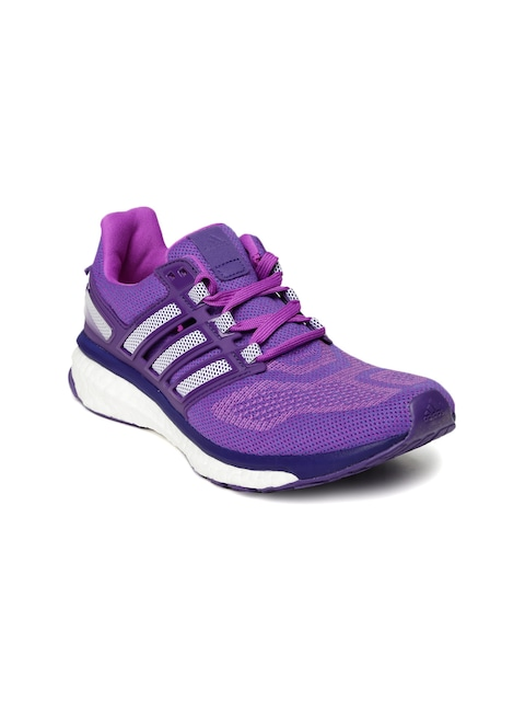 333b6ddb771a8 Buy Adidas Women Purple Energy Boost 3 Running Shoes - Sports Shoes for  Women