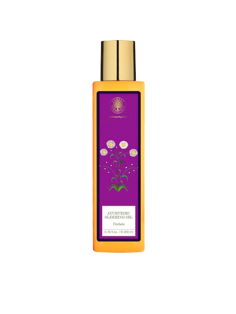 Forest Essentials Unisex Trishala Ayurvedic Slimming Oil available at Myntra for Rs.1250