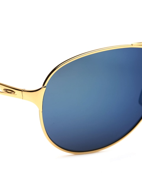 womens mirrored aviator sunglasses  Buy OAKLEY Women Mirrored Aviator Sunglasses 0OO4054 - Sunglasses ...