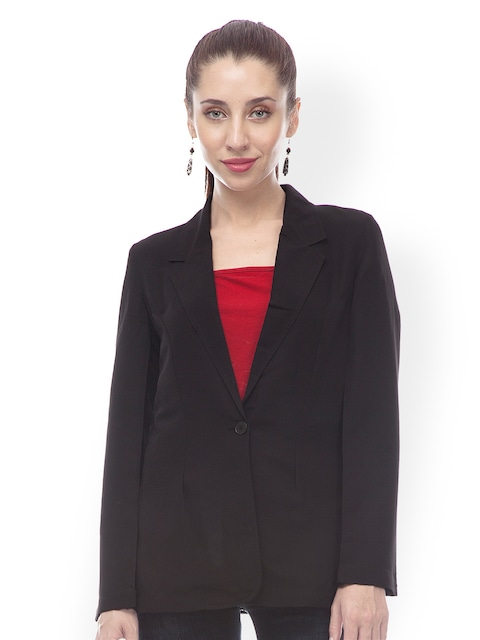 499 Women Black Blazer low price