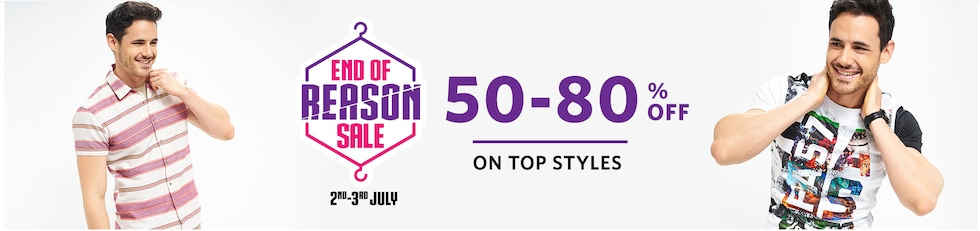 Myntra Buy 1 Get 5 Free Hurry Now Buy clothing, shoes, accessories