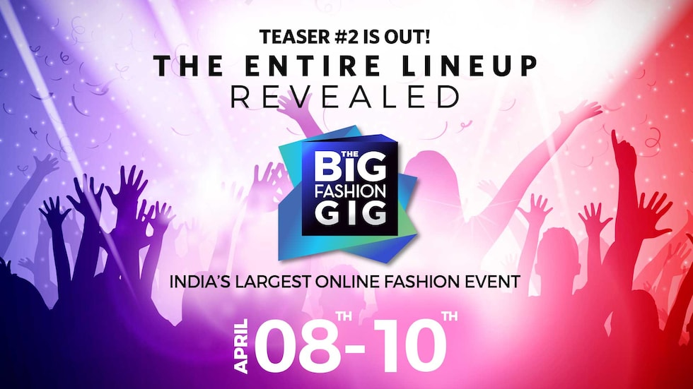 The Big Fashion Gig Offer - Upto 80% Off + 20% Cashback at Myntra