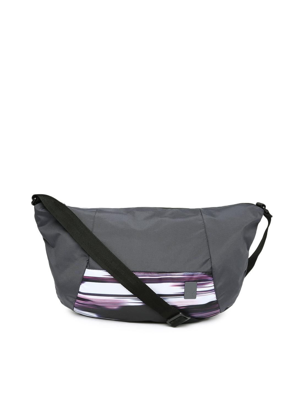 8a74d74bb8 Puma 7342704 Women Grey Printed Hobo Sling Bag - Best Price in ...