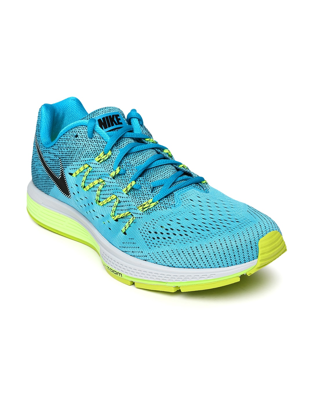 Nike 717440-403 Men Blue Air Zoom Vomero 10 Running Shoes- Price in India 8ca016b2d8