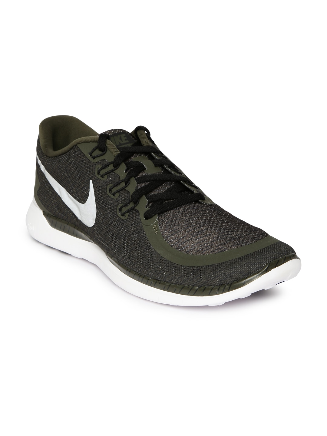 f80edd18d0d9 Nike 749592-300 Men Olive Green Free 50 Running Shoes- Price in India