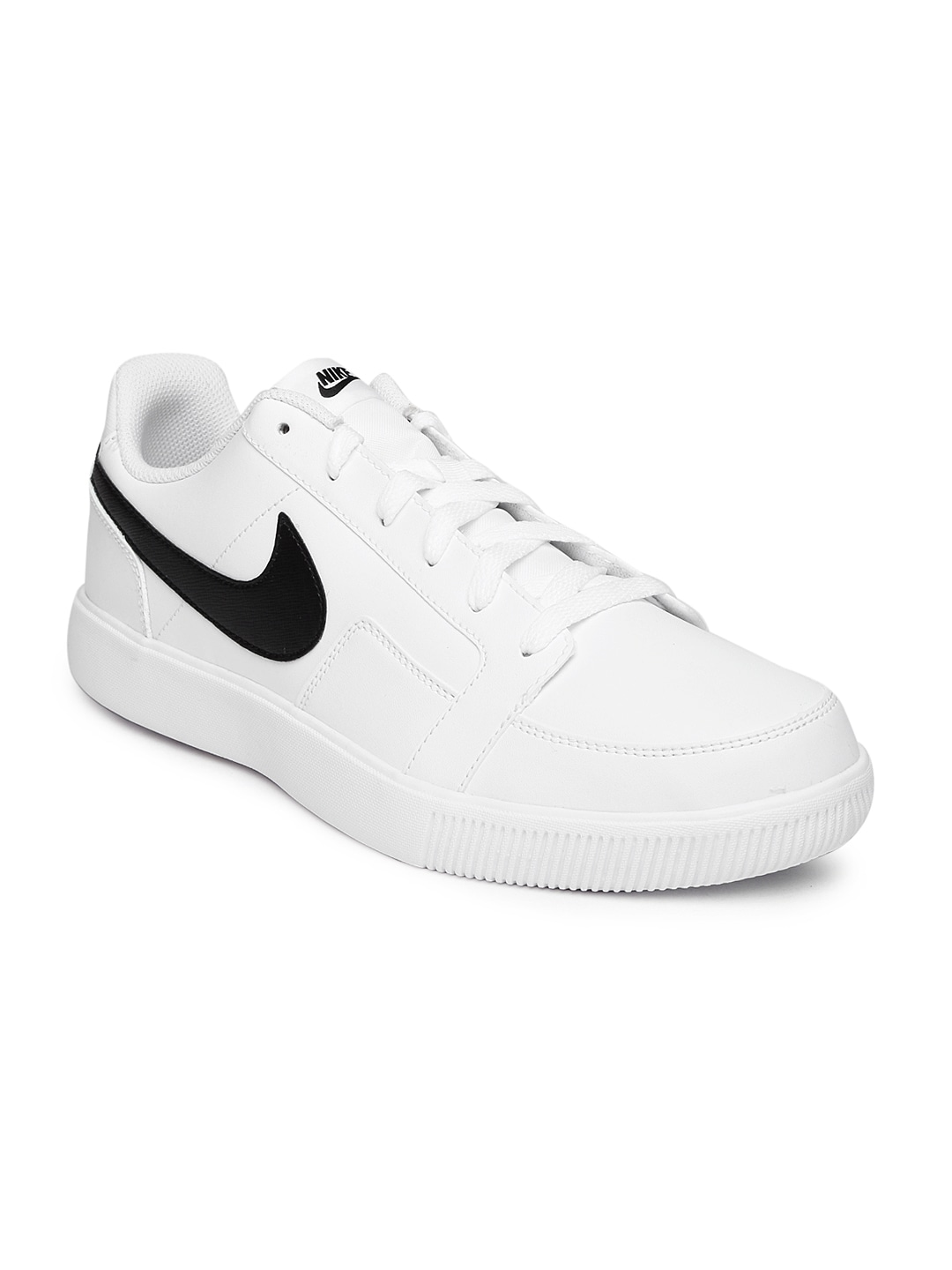 uk availability cac7e 8aa7d Nike 631410-102 Men White Leather Casual Shoes- Price in India