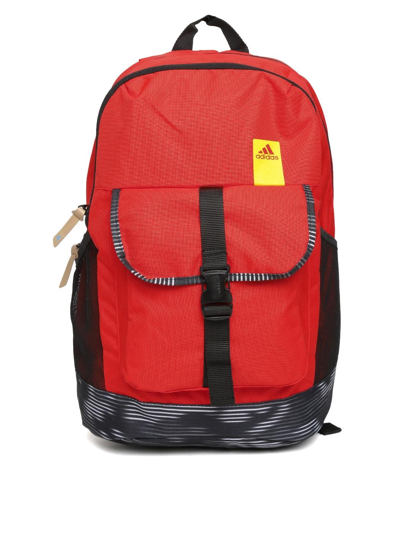 Adidas aj1631 Unisex Orange St Bp4 Backpack - Best Price in India ... ae54a725558e2
