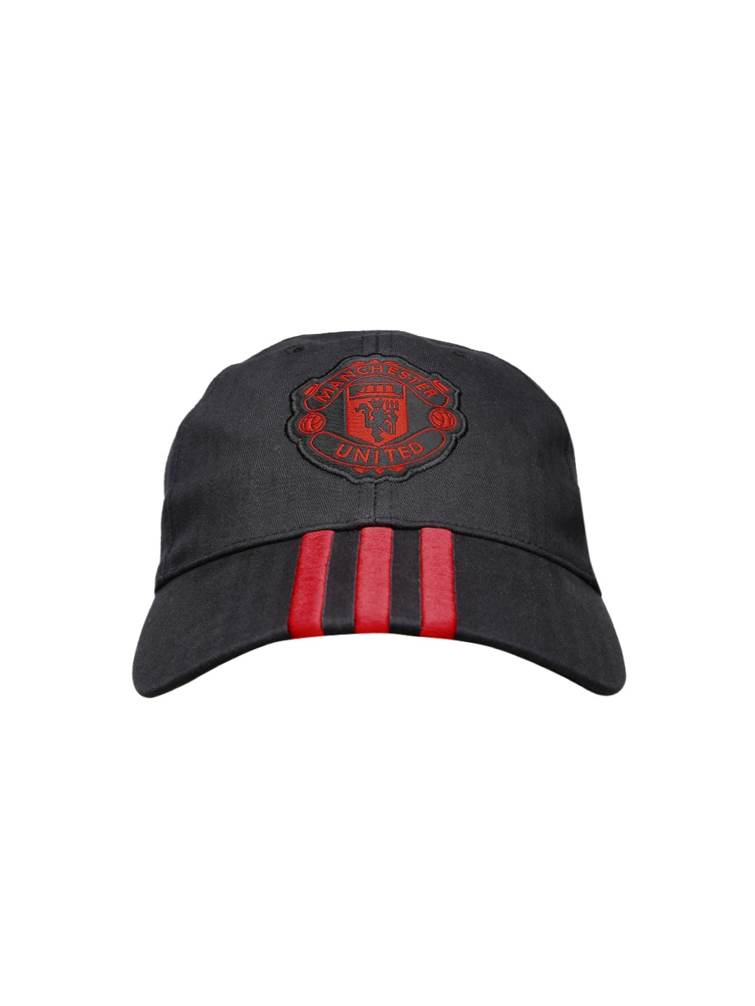7f83d904eaf37d Adidas ac5609 Unisex Black Manchester United 3s Cap - Best Price in ...
