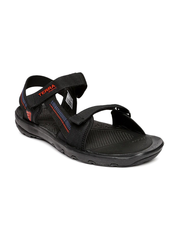 d4deb8ad4 Adidas an6793 Men Black Terra Sports Sandals - Best Price in India ...
