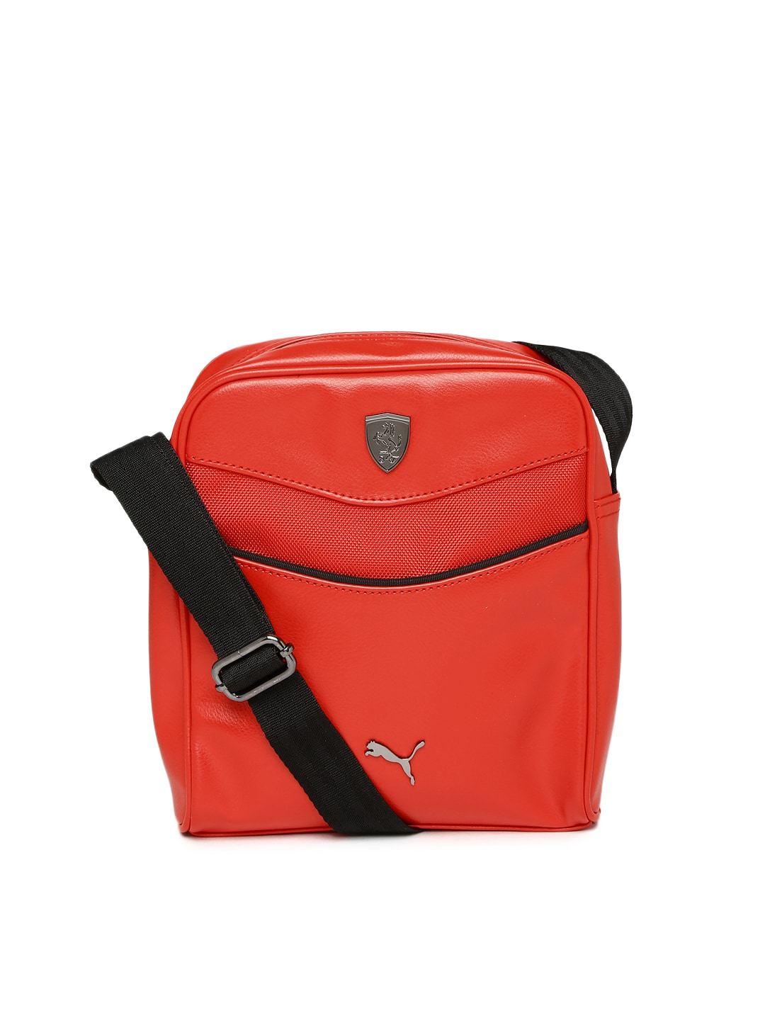 Puma 7394102 Unisex Red Ferrari Ls Messenger Bag - Best Price in ... b3620b700da93