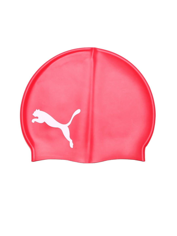Puma 5253505 Unisex Coral Pink Swimming Cap - Best Price in India ... 33624377d29