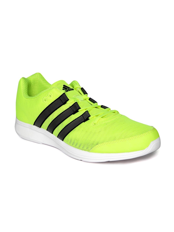 43f8493c2f86 Adidas b23321 Men Neon Green Lite Running Shoes - Best Price in ...
