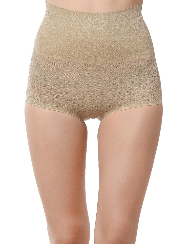 14460d594b Marks   Spencer Women Beige Low Leg Waist Cincher Shapewear T331603ALMOND