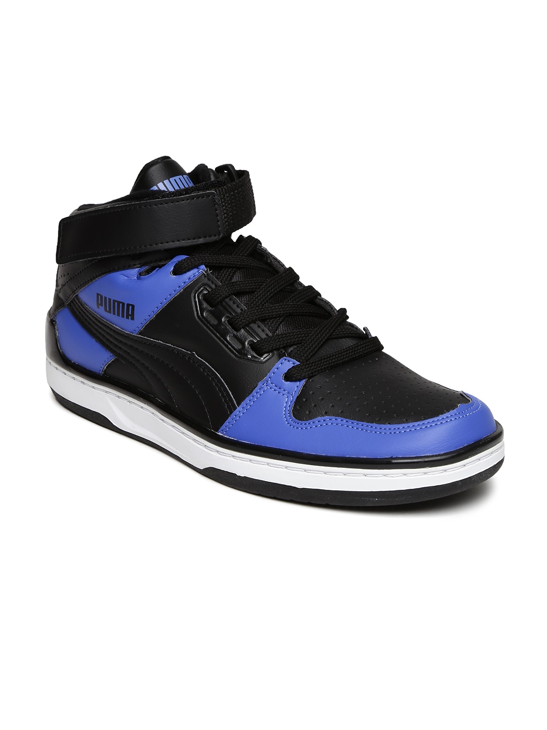 7ca60c46d130 Puma 35850408 Men Black And Blue Unlimited Dp Casual Shoes- Price in India