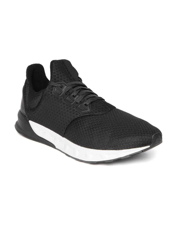 0313dd3f9b56 Adidas af6420 Men Black Falcon Elite 5 M Running Shoes - Best Price ...