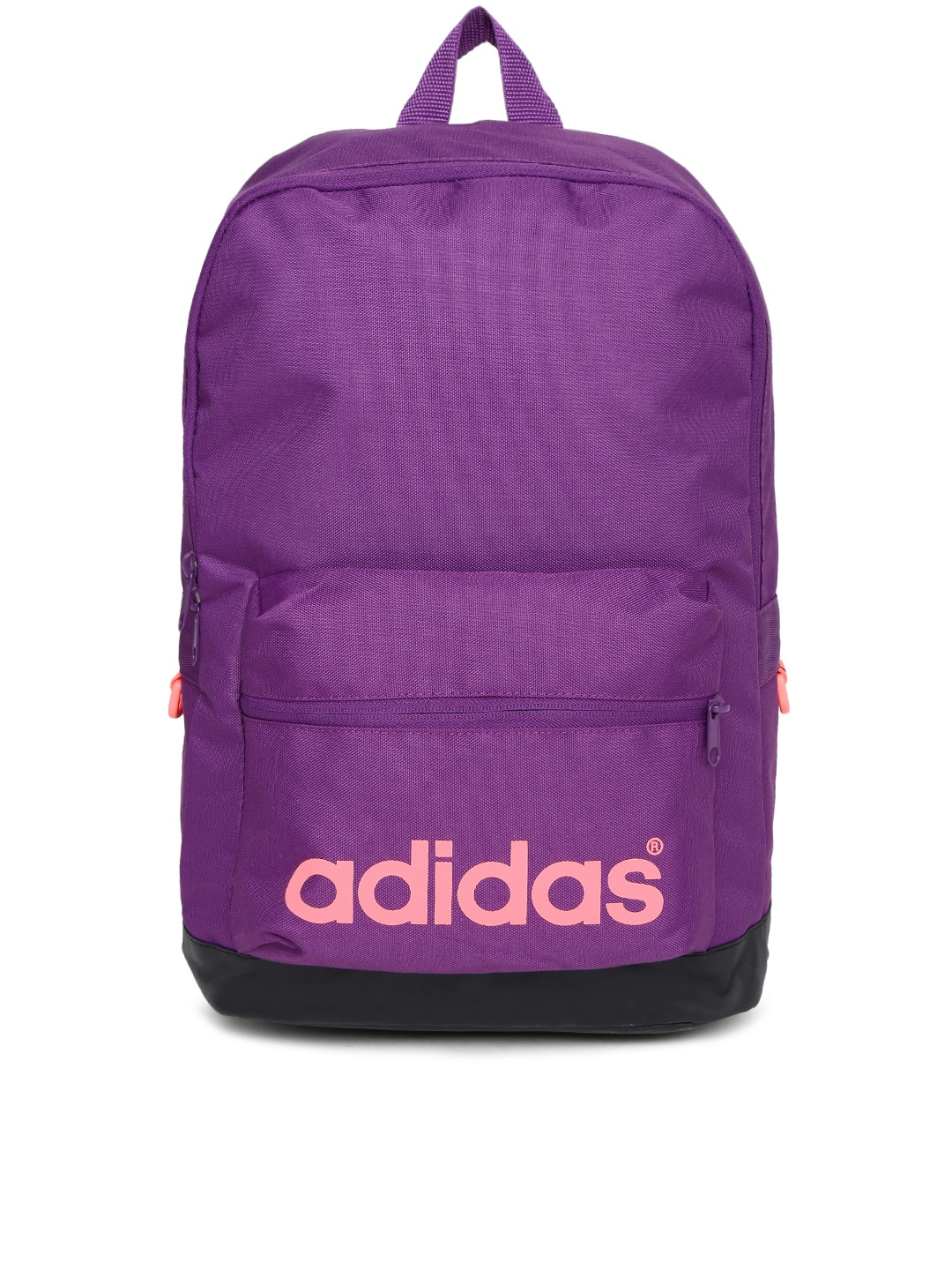 d2b0a4b25d Adidas neo ak2262 Men Purple And Neon Pink Backpack - Best Price ...