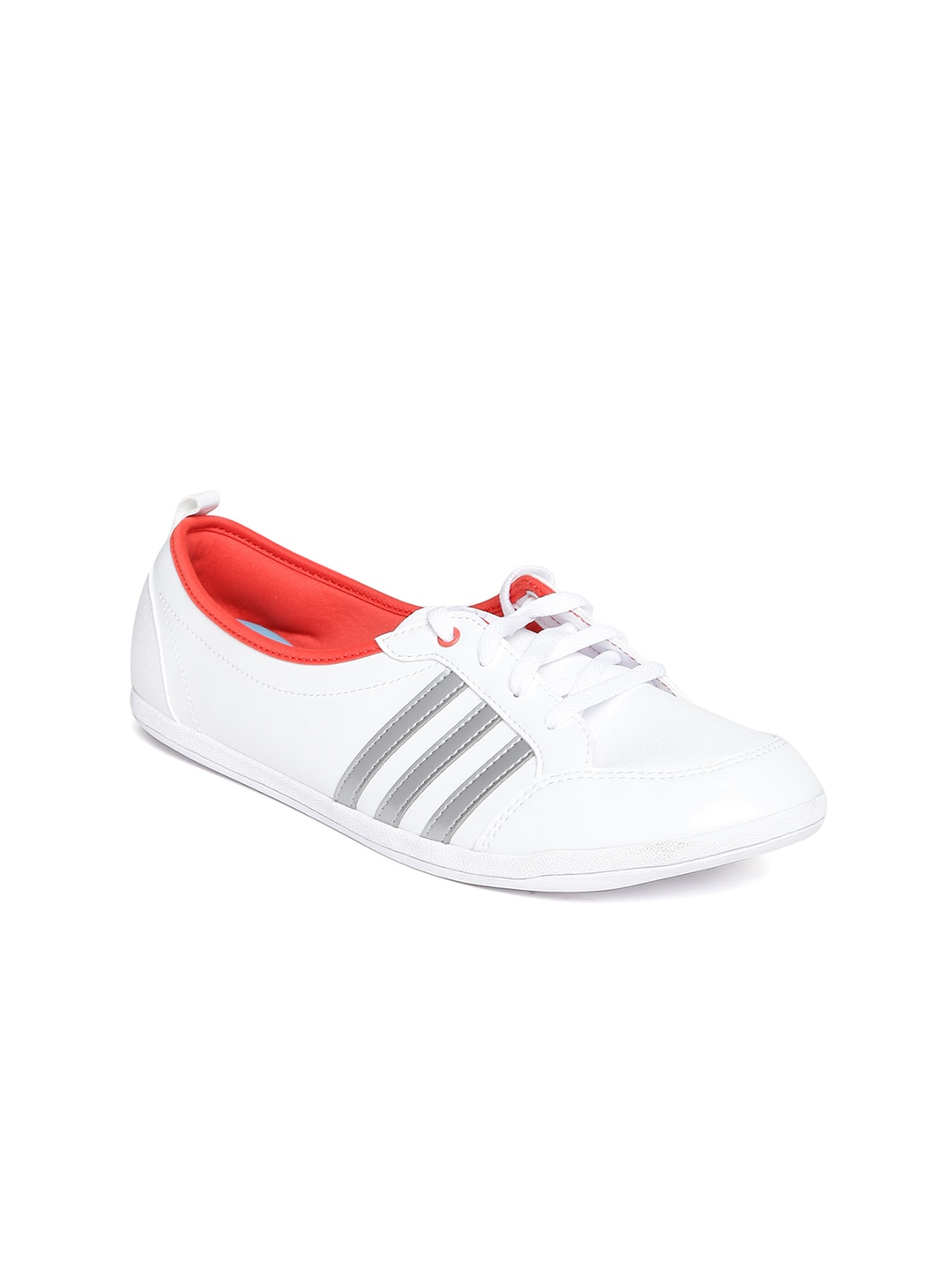 pretty nice 66240 1d273 ... store adidas neo f99436 women white piona casual shoes price in india  7fdbd 02ccc