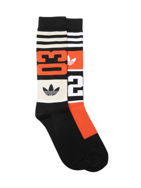 d4261329111a Adidas originals aj8913 Unisex Set Of 2 Solid Crew Socks - Best Price ...