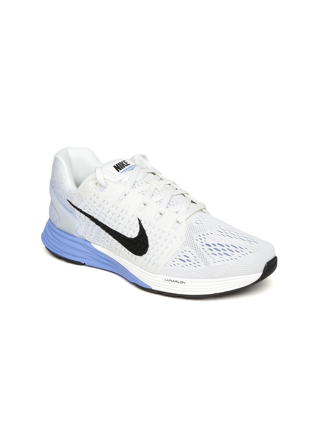 669b6a1e92da Nike 747356-104 Women Off White Lunarglide 7 Running Shoes- Price in India