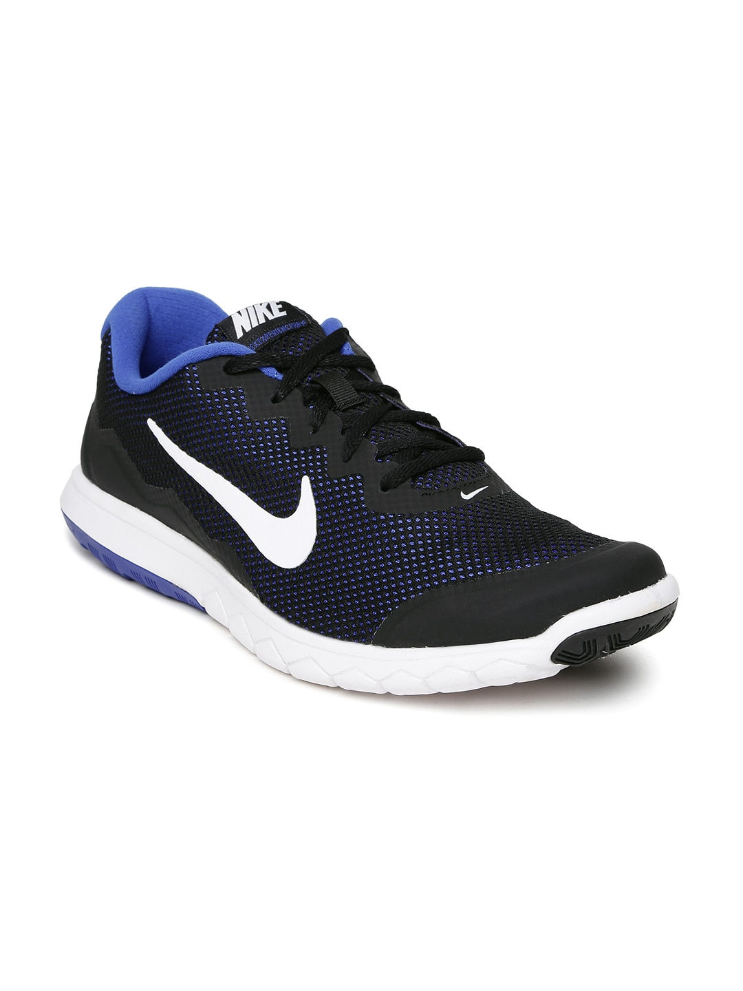 e9c6768f210a Nike 749172-012 Men Black Flex Experience Rn 4 Running Shoes- Price in India