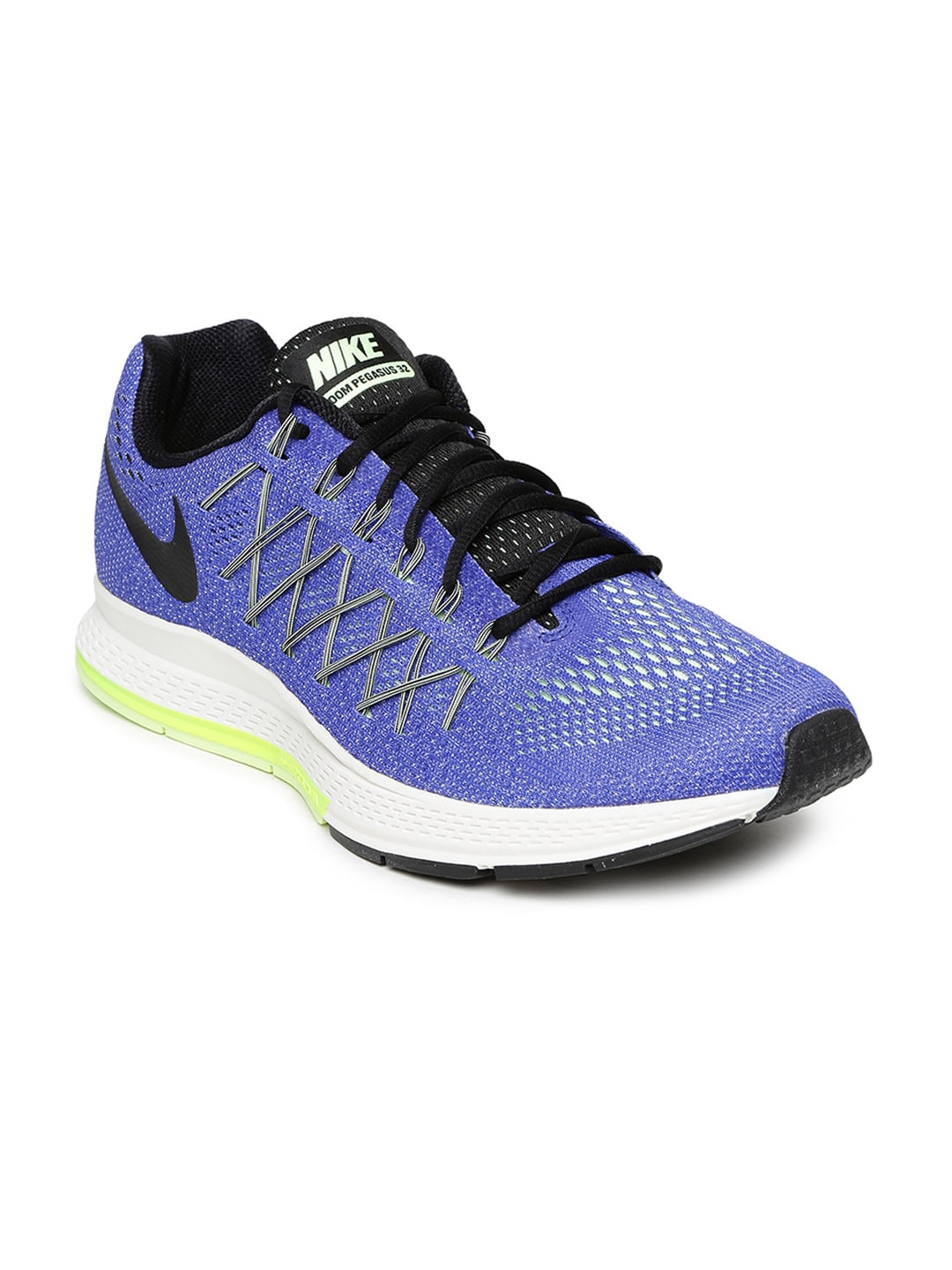 best website dfcf6 2fa66 Nike 749340-407 Men Blue Air Zoom Pegasus 32 Running ...