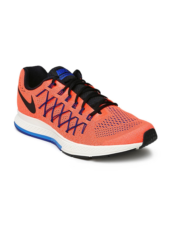 ea483050eaf95 Nike 749340-800 Men Orange Air Zoom Pegasus 32 Running Shoes- Price in India