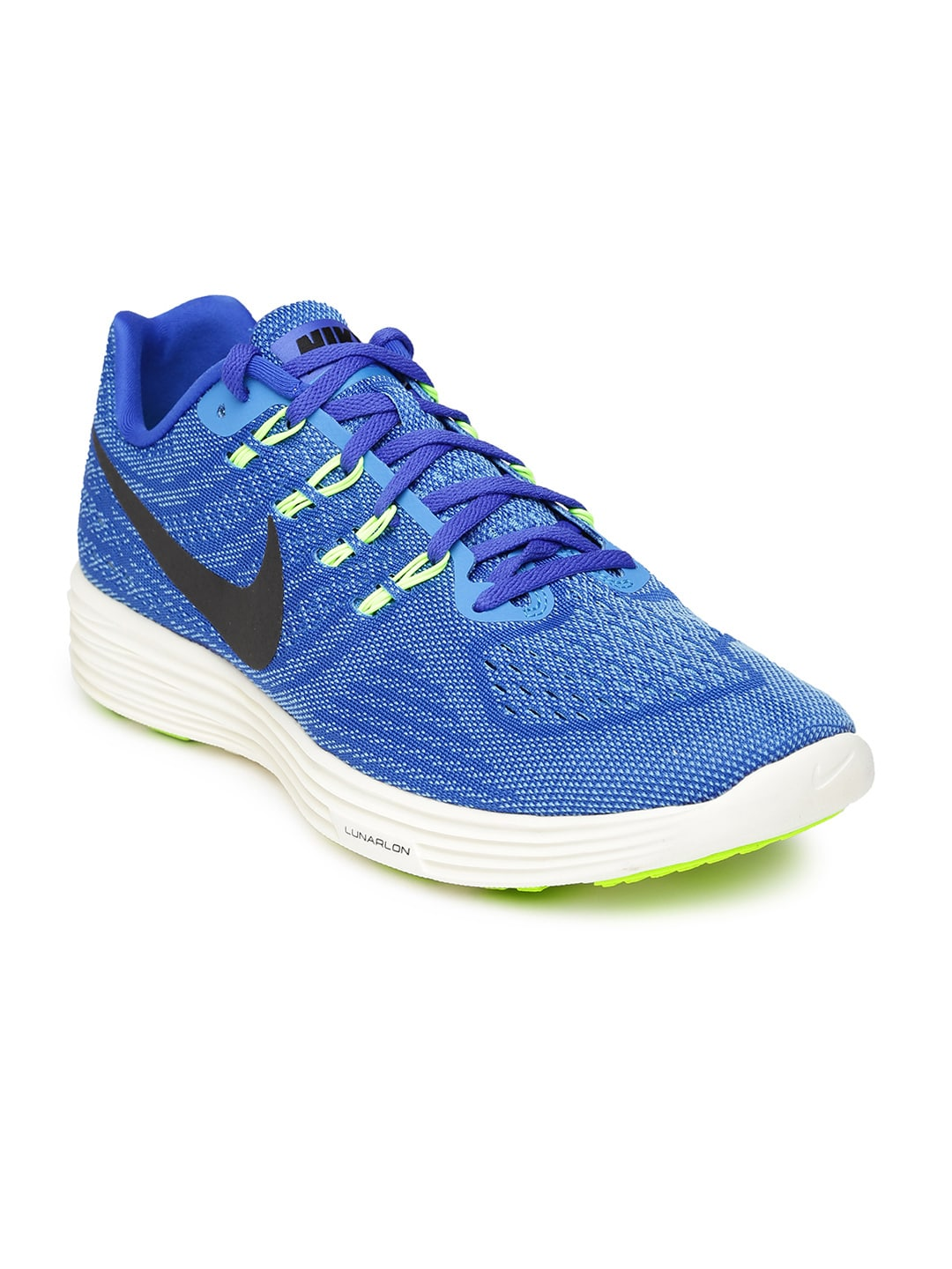 Nike 818097-401 Men Blue Lunar Tempo 2 Running Shoes - Best Price in ... e240e72cbfd9