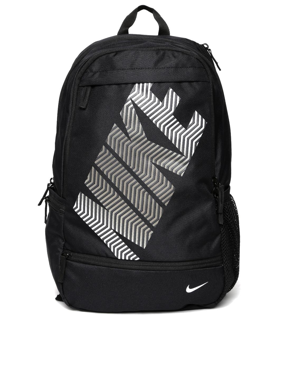 best website d77b7 6bc4e Nike ba4862-001 Unisex Black Classic Line Backpack- Price in India