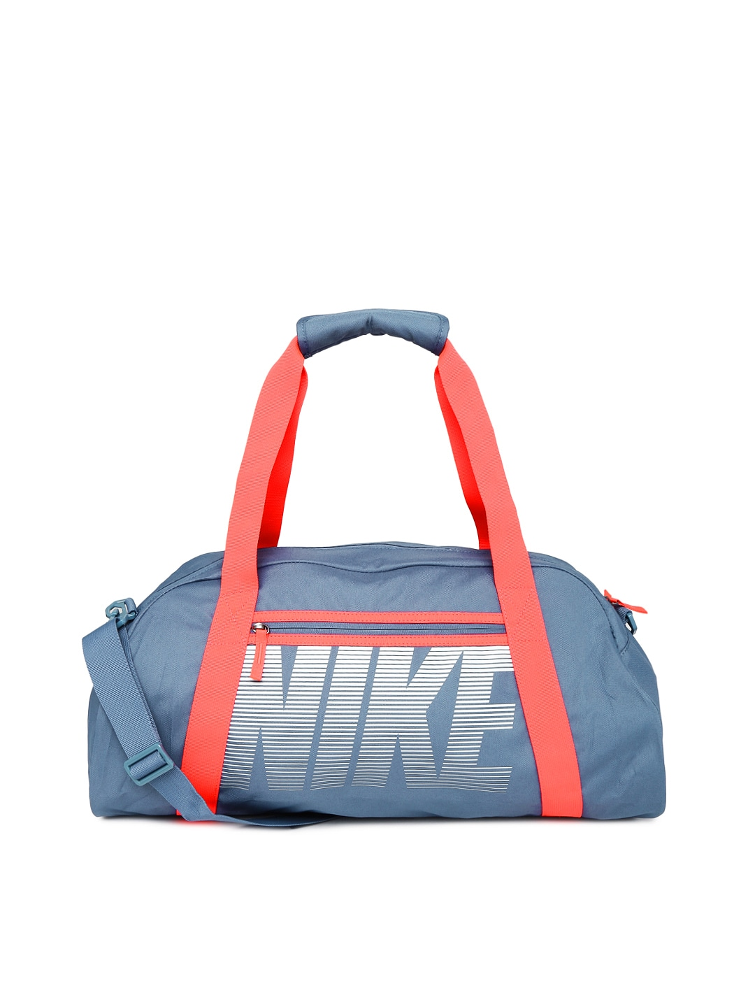 Nike ba5167-404 Women Blue Gym Club Printed Duffle Bag- Price in India c78413b10