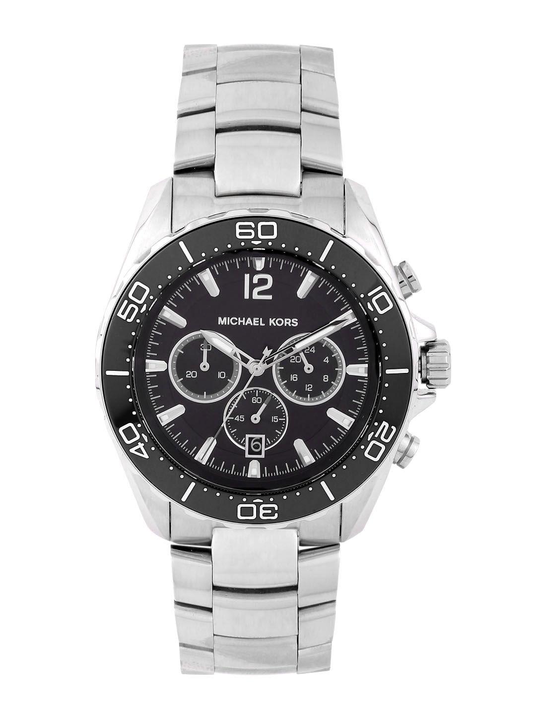 3b83d7840017 Buy Michael Kors Men Black Multifunction Dial Watch MK8438 - Watches ...