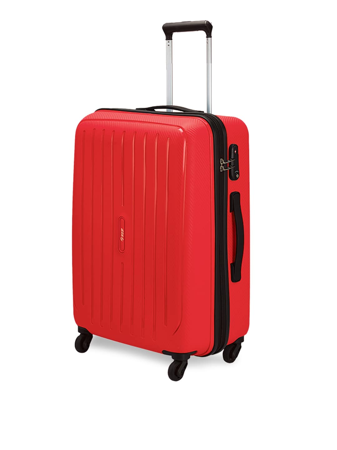 Vip Phonix55fir Unisex Red Small Trolley Suitcase Best Price In