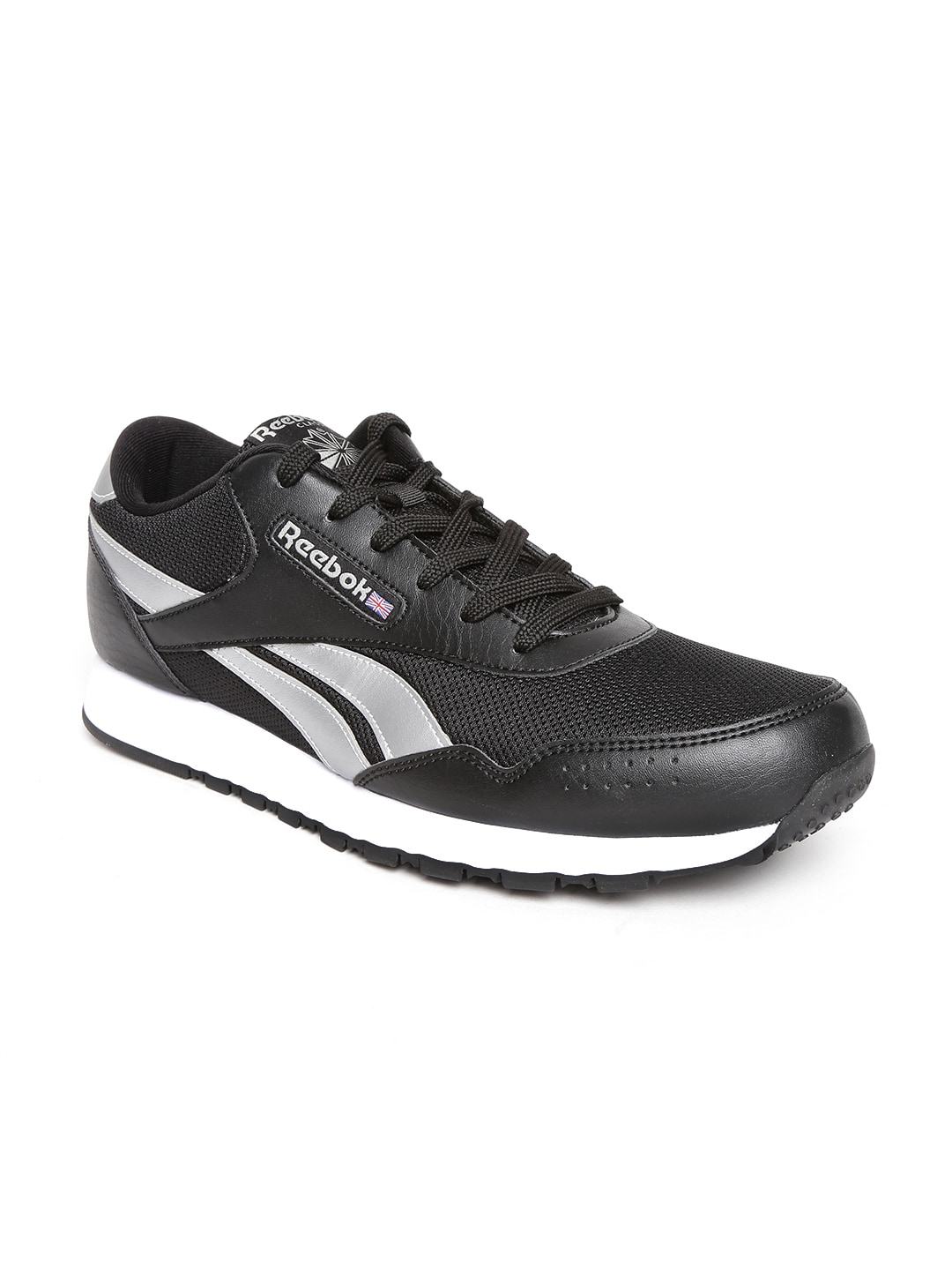 c2a99f723eece Reebok ar1736 Men Black Classic Protonium Sports Shoes- Price in India