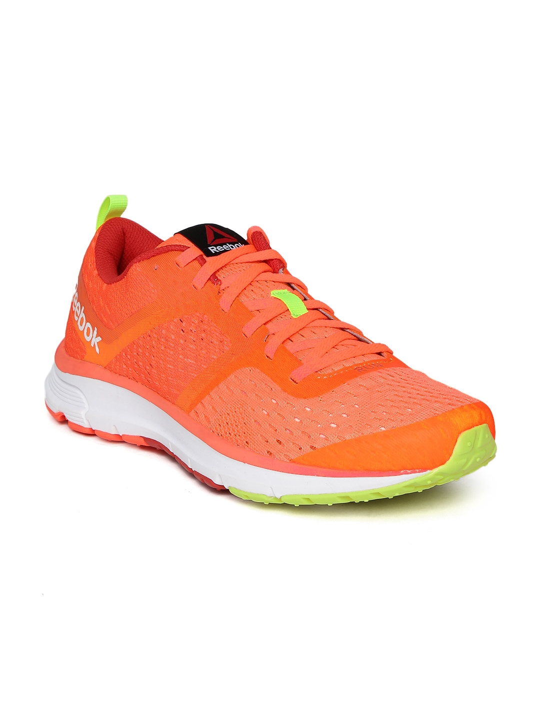 Reebok v68163 Women Orange One Distance Running Shoes- Price in India