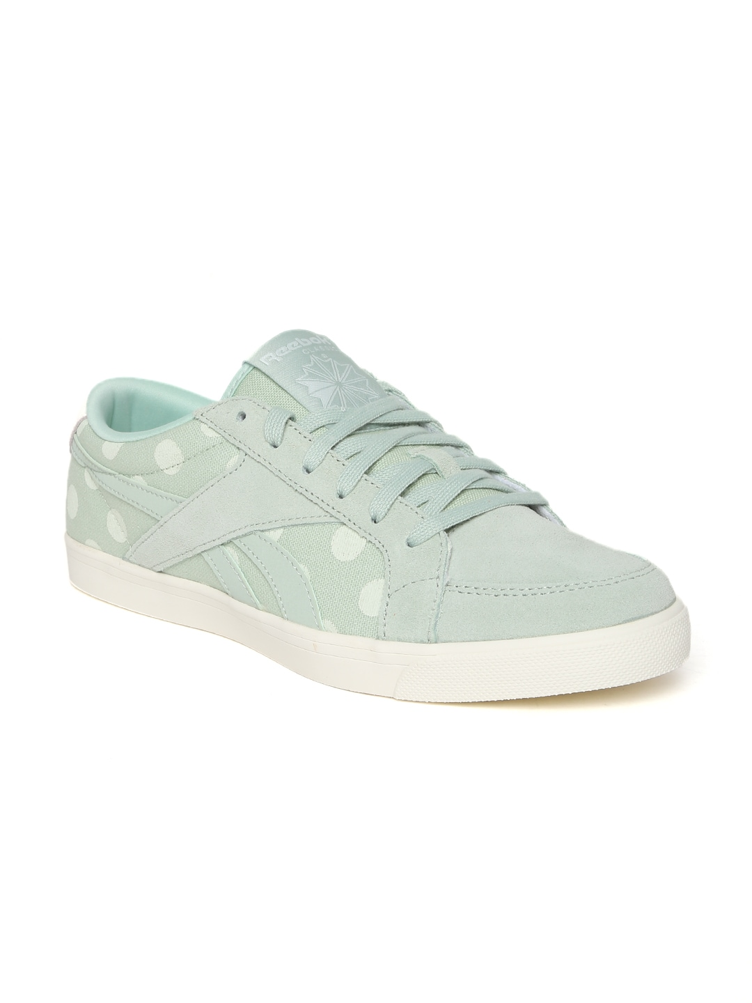 e8a246c1a7f Reebok v69331 Classic Women Mint Green Reefunk Ii Lo Core Printed Casual  Shoes- Price in India
